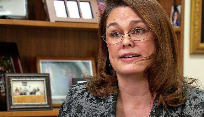 State Senator Sara Gelser